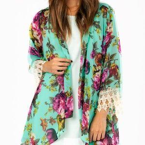 Tobi Sunday Morning Kimono OS
